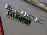 2011 Buick Regal flex-fuel badge
