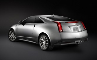 Preview: 2011 Cadillac CTS Coupe