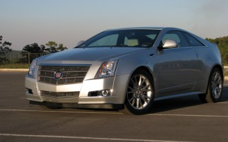 Cadillac Aims Smaller 2013 ATS At BMW, Mercedes-Benz