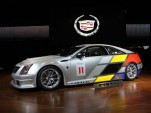 2011 Cadillac CTS-V Coupe SCCA World Challenge race car