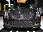 2011 Cadillac CTS-V Wagon Black Diamond Edition
