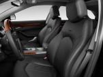 2011 Cadillac CTS Wagon 5dr Wagon 3.6L Performance RWD Front Seats