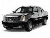 2011 Cadillac Escalade EXT AWD 4-door Base Angular Front Exterior View