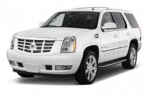 2011 Cadillac Escalade Hybrid 4WD 4-door Angular Front Exterior View