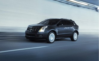 2011 Cadillac SRX In Airbag Recall