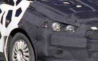 Spy Shots: 2011 Chevrolet Aveo