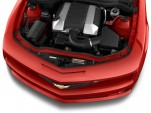 2011 Chevrolet Camaro 2-door Coupe 2SS Engine