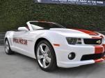 2011 Chevrolet Camaro SS Indianapolis 500 Pace Car