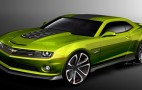 Chevrolet Unveils Camaro Hot Wheels Concept At 2011 SEMA Show
