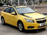 Chevy Cruze Transformers Edition