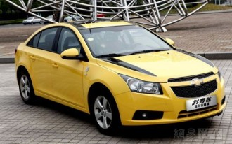 The Bumblebee Chevy Cruze: For Transformer Fans On A Budget