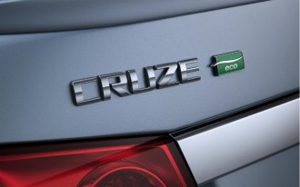 2011 Chevrolet Cruze Eco: Best Highway MPG Of Any Non-Hybrid