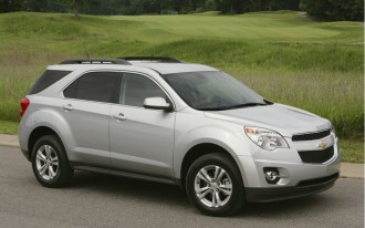 Report: Next-Gen Chevrolet Equinox To Downsize