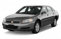 2011 Chevrolet Impala 4-door Sedan LT Retail Angular Front Exterior View