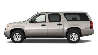 2011 Chevrolet Suburban 2WD 4-door 1500 LS Side Exterior View