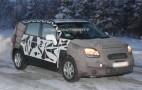 Spy shots: Seven-seater Chevrolet Tacuma MPV