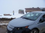 2011 Chevrolet Volt - testing on Pike's Peak, October 2009