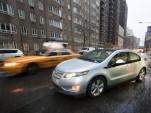 2011 Chevrolet Volt in New York City, March 2010