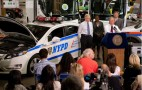 New York City Electrifies NYPD With 2011 Chevrolet Volt