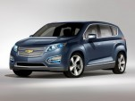 2011 Chevrolet Volt MPV5 Concept To Be Unveiled in Beijing
