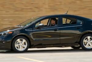 2011 Chevrolet Volt pre-production prototype
