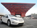 GM's Volt Heads For China, But As a Chevy--Not a Buick After All
