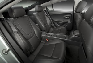 2011 Chevrolet Volt: The View From the Inside Out
