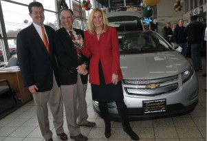 Two Years In A Chevy Volt: 12,000 Miles, 26 Gallons Of Gas