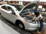 2011 Chevrolet Volt Production Line at Detroit-Hamtramck Assembly Plant