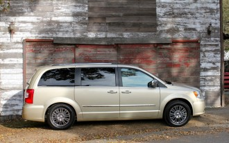 Chrysler Town & Country Tops List Of Models With Lowest Insurance Cost