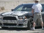 2011 Dodge Charger SRT8 spy shots