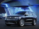 2011 Dodge Durango Citadel Black & Tan