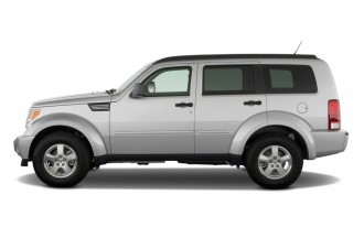 2011 Dodge Nitro: High on Image