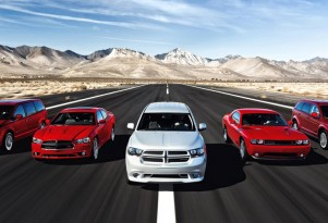2011 Dodge R/T lineup