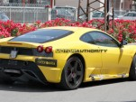 2011 Ferrari F450 spy shots
