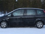 2011 Ford C-Max test-mule spy shots