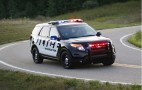 2011 Ford Explorer Will Join Taurus On Police Duty