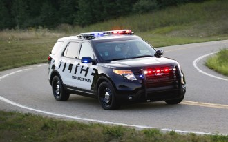 The Best-Selling Cop Car Is Actually An SUV