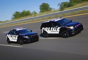 2011 Ford Explorer Police Interceptor