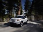 2012 Ford Explorer Gets 28 MPG With EcoBoost Four-Cylinder