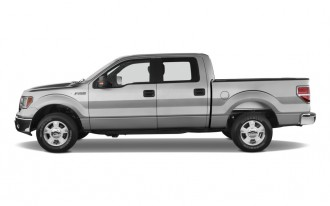 F-150 and Ranger Mileage Winners