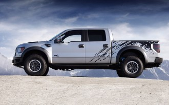 F150 SVT Raptor Posts Record Sales in January