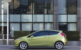 Viva Mexico: 2011 Ford Fiesta Finds a Home