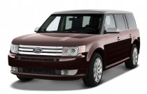 2011 Ford Flex 4-door Limited FWD Angular Front Exterior View