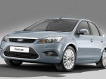 2011 Ford Focus - European model