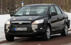 Spy shots: First test-mules for Ford's global Focus?