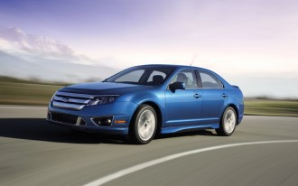 2010-11 Ford Fusion & 2010-11 Mercury Milan Recalled