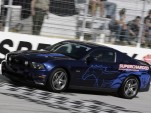 Ford Racing 2011 Mustang GT at Bristol Half-Mile Speed Trials