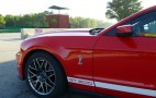 Motor Authority's Best Car To Buy 2011 Nominee: Ford Mustang Shelby GT500