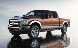 Ford's Next Target For Online Marketing: The 2011 Super Duty